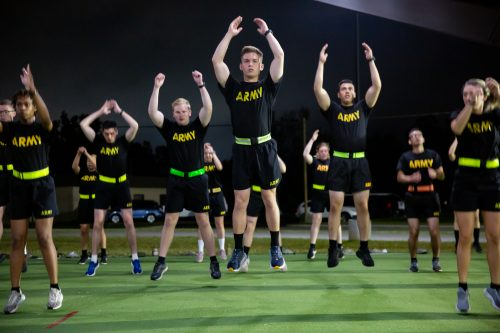 ACFT and the Power of Group Motivation