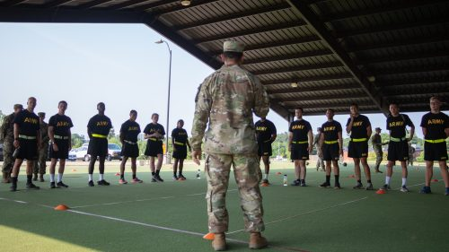 ACFT 101: Leadership and Strength