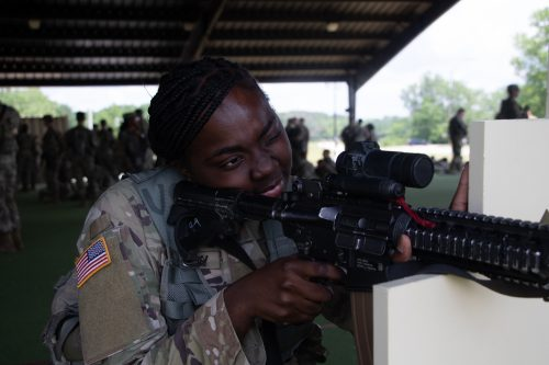 Advanced Camp is No Match for a Military Institute Cadet