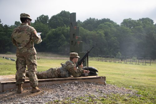 Basic Camp – a way for Cadets to follow their dreams