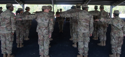 2nd Regiment, Basic Camp Drill & Ceremony