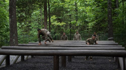 Confidence Course: The Name Says It All