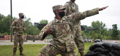 1st Regiment, Advanced Camp Hand Grenade Familiarization