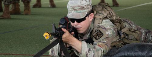 2nd Regiment, Advanced Camp Preliminary Marksmanship Instruction